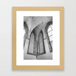 Krumlov I Framed Art Print
