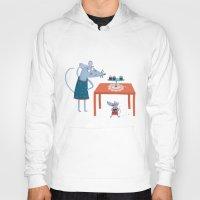 toddler Hoodies featuring Missing cupcake by Villie Karabatzia