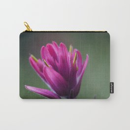 Pink Indian Paintbrush Carry-All Pouch