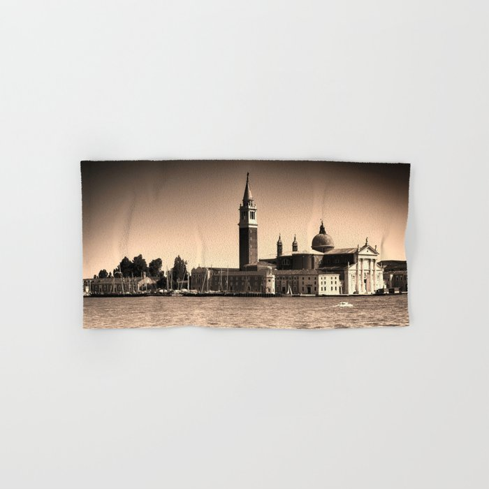 A perfect day in Venice Hand & Bath Towel