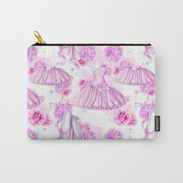 Ballerina #4 Carry-All Pouch