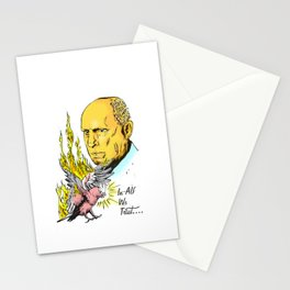 Flamin' Galah! In Alf We Trust Stationery Cards