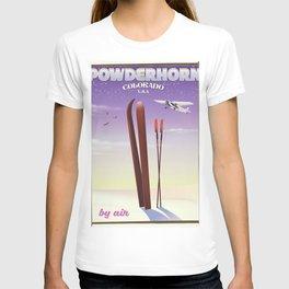 Powderhorn Colorado T-shirt