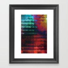 th'bryyk Framed Art Print