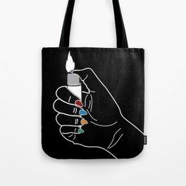 lucky lighter Tote Bag