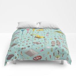 Full Chaos set Comforters