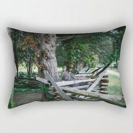 Cute Donkey Rectangular Pillow
