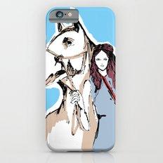 Horse love Slim Case iPhone 6s