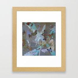 cloisters Framed Art Print