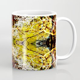 Chaos Tree Kaleidoscope 1 Coffee Mug