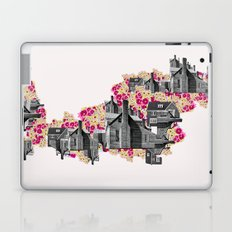 FILLED WITH CITY II Laptop & iPad Skin
