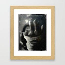 little bit of magic Framed Art Print