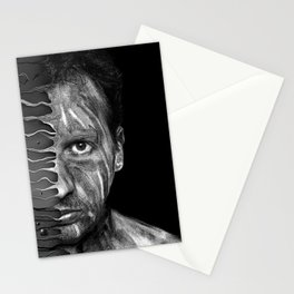 selfportrait ! Stationery Cards