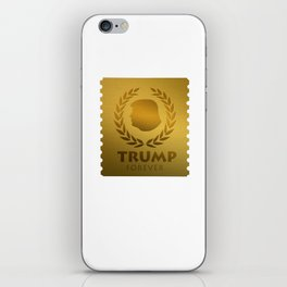 Forever TRUMP iPhone Skin