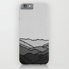 Mountains in Fog iPhone 6s Slim Case