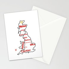 Carry On (1960's - 1970's) Stationery Cards