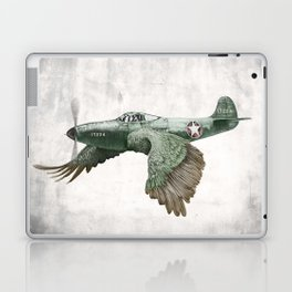In which it's a bird. It's a plane. (Now in technicolour) Laptop & iPad Skin