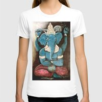 ganesh T-shirts featuring ganesh by Michael Anthony Alvarez