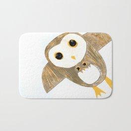 Owl Together Again Bath Mat