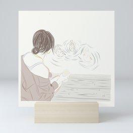Samira II Mini Art Print