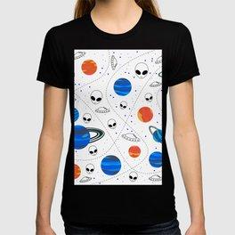 Area 51 picnic ecopop T-shirt