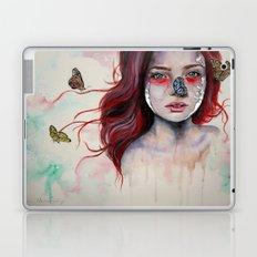 Where There Are Butterflies  Laptop & iPad Skin