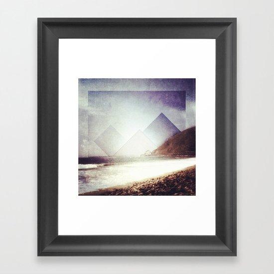 Radioactive  Framed Art Print