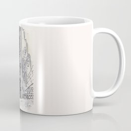 Philippines : Capitol Theater Coffee Mug