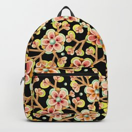 Candy Apple Blossom Backpack
