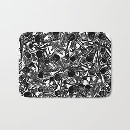 The Boneyard II Bath Mat