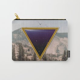 Space Frame Carry-All Pouch