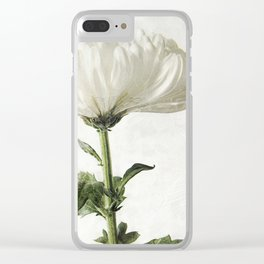 Just For You Clear iPhone Case