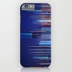 Miami Skyline Abstract iPhone 6s Slim Case