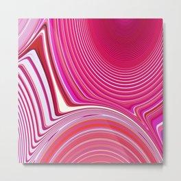 Abstract Creation Metal Print