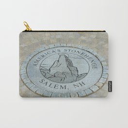 America's Stonehenge on Mystery Hill Carry-All Pouch