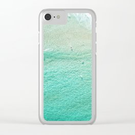 Freshwater Clear iPhone Case