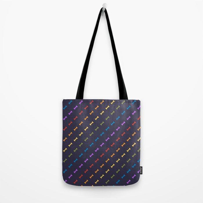 Rainbones Tote Bag