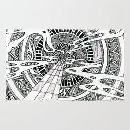 Spiral Portal Rug