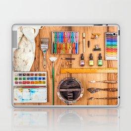 The Artist's Tools Laptop & iPad Skin