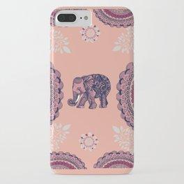 Bohemian Elephant iPhone Case