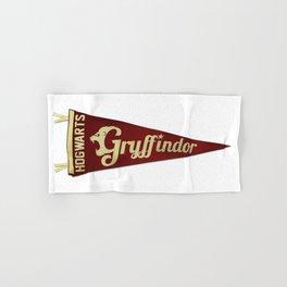 Gryffindor 1948 Vintage Pennant Hand & Bath Towel