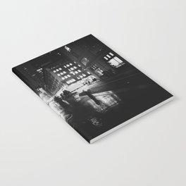 New York City Noir Notebook