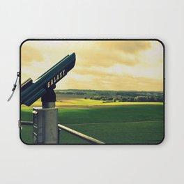 Overlooking the battlefield Laptop Sleeve