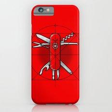 Vitruvian Swiss Knife Slim Case iPhone 6s
