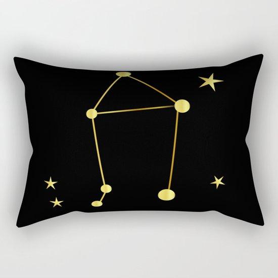 Libra Rectangular Pillow