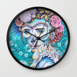 Sea Memories Wall Clock