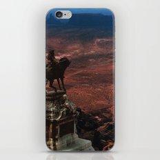 Conqueror iPhone & iPod Skin