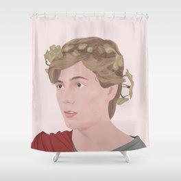 Skam | Isak Valtersen #3 Shower Curtain