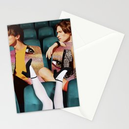 Before the movie viewing Stationery Cards