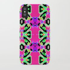 Neon Vibrations Slim Case iPhone X
